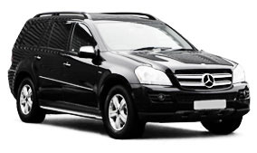 Mercedes-Benz GL320 Черный